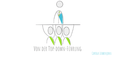 Top-down-Fuehrung